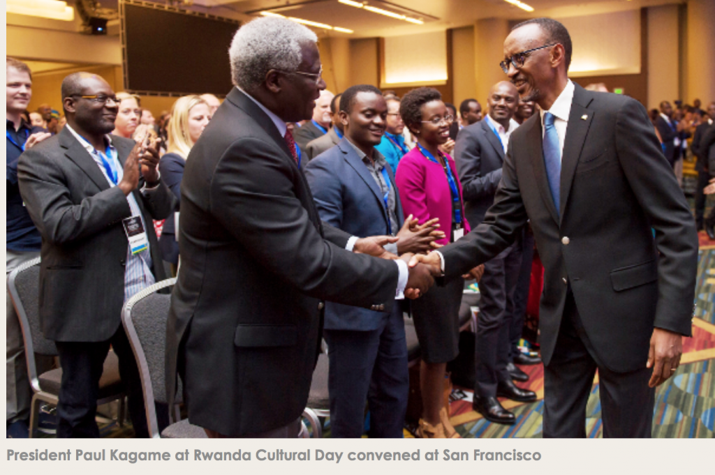 Homosexuality isn't our Problem–Says President Kagame